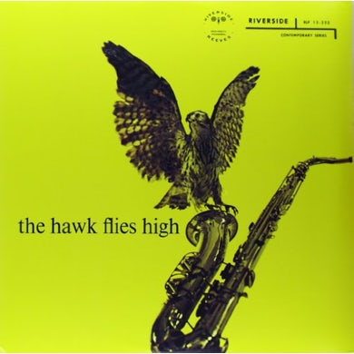 HAWK FLIES HIGH Vinyl Record
