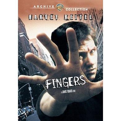 FINGERS DVD