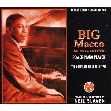 Big Maceo COMPLETE SIDES 1941-1950 CD
