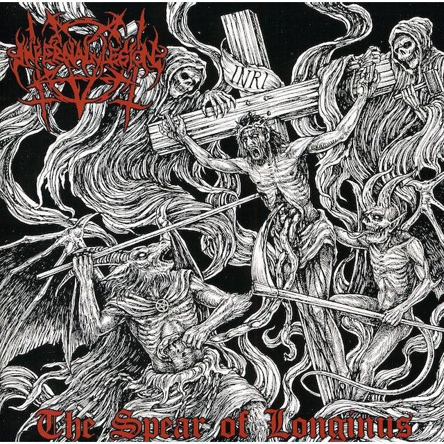 Infernal Legion SPEAR OF LONGINUS CD