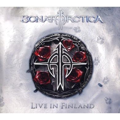Sonata Arctica LIVE IN FINLAND CD