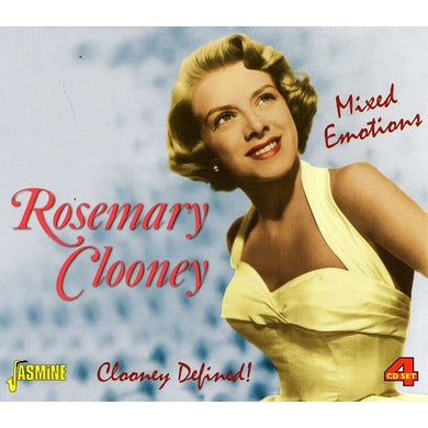 Rosemary Clooney MIXED EMOTIONS CD