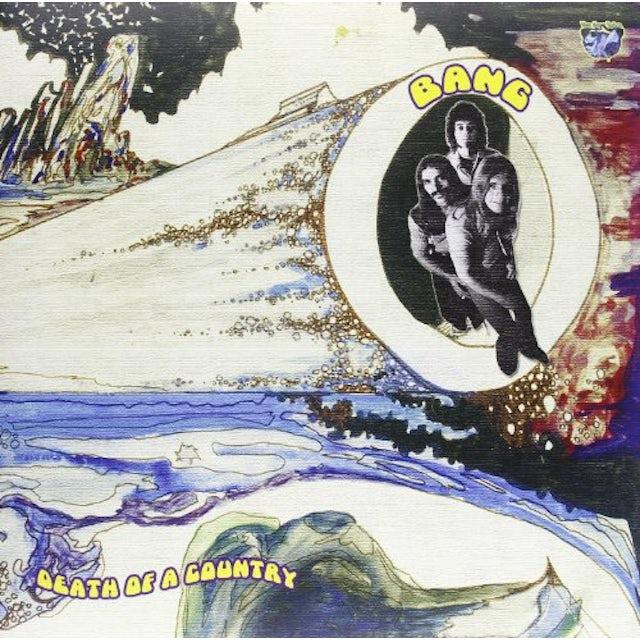 Bang DEATH OF A COUNTRY Vinyl Record - 180 Gram Pressing