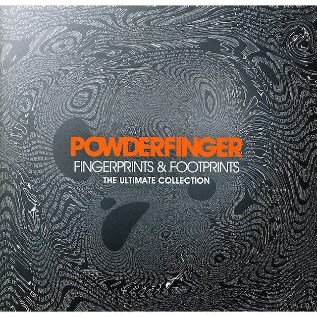 Powderfinger FINGERPRINTS & FOOTPRINTS: ULTIMATE COLLECTION CD