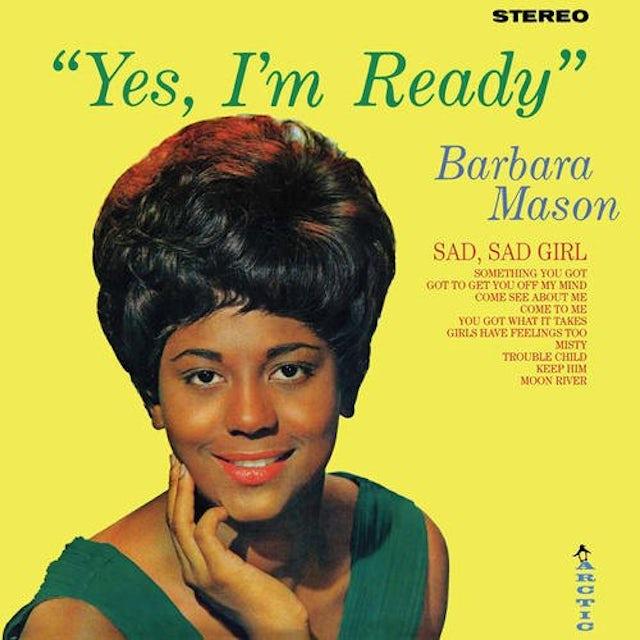 Barbara Mason YES I'M READY & OH HOW IT HURTS Vinyl Record