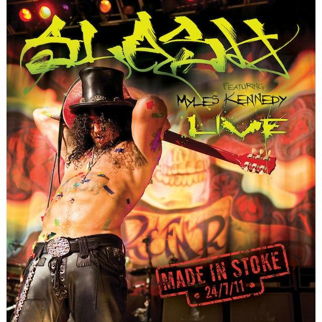 Slash MADE IN STOKE 24/7/11 CD