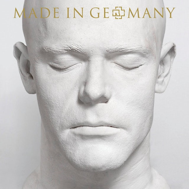 Rammstein MADE IN GERMANY CD