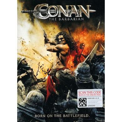 CONAN THE BARBARIAN (2011) DVD