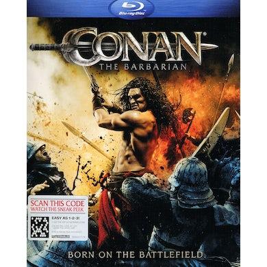 CONAN THE BARBARIAN (2011) Blu-ray