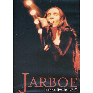 Jarboe LIVE IN NYC DVD