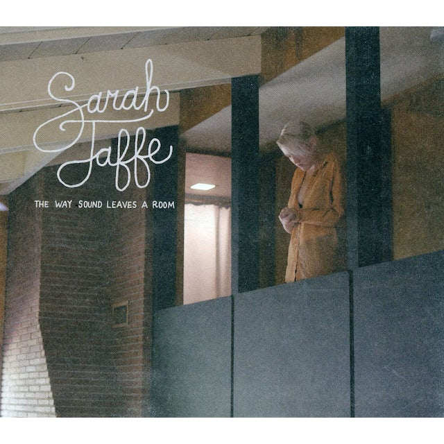 Sarah Jaffe WAY SOUND LEAVES A ROOM CD