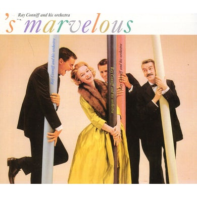 Ray Conniff S MARVELOUS / MEMORIES ARE MADE OF THIS CD