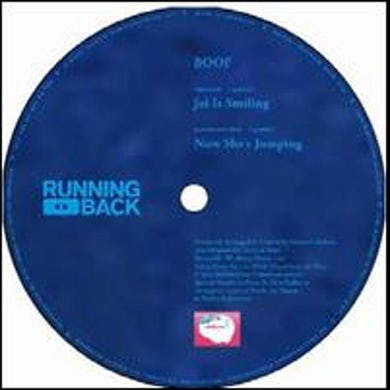 Boof JOI IS SMILING / NOW SHE'S JUMPING Vinyl Record