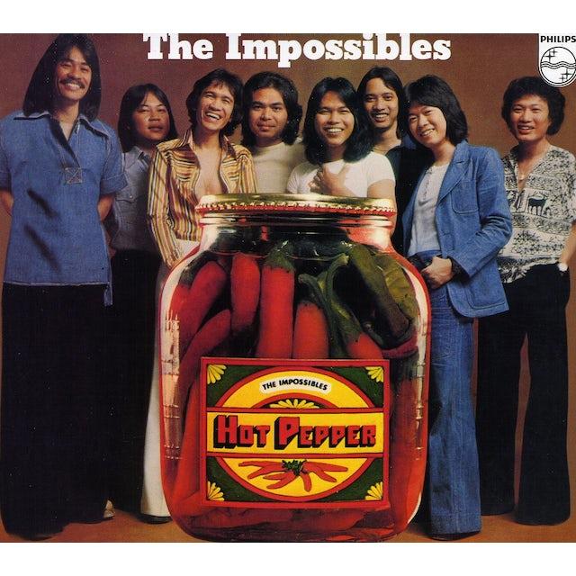 Impossibles HOT PEPPER CD