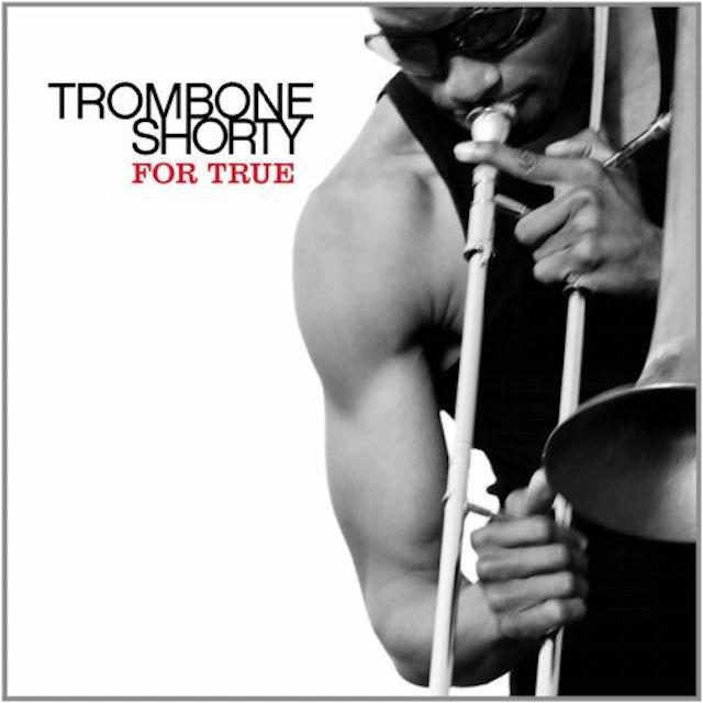 Trombone Shorty FOR TRUE Vinyl Record