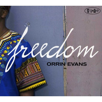 Orrin Evans FREEDOM CD