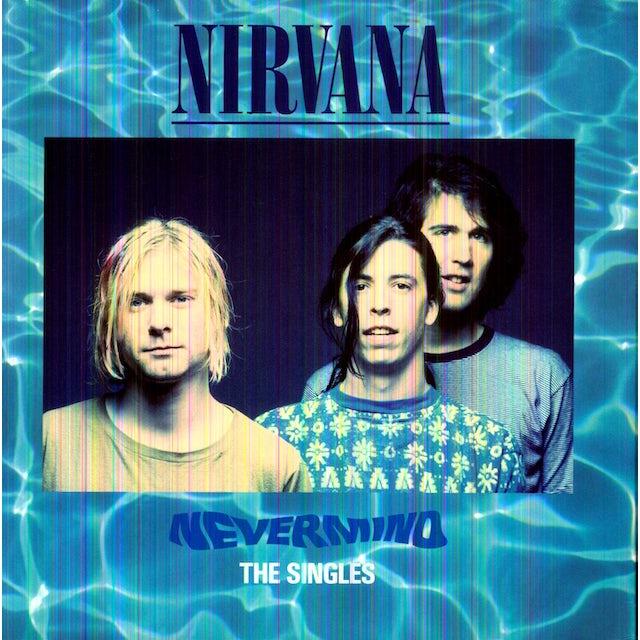 Nirvana NEVERMIND: THE SINGLES (BOX) (Vinyl)