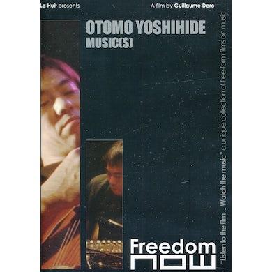 Otomo Yoshihide MUSIC(S) DVD