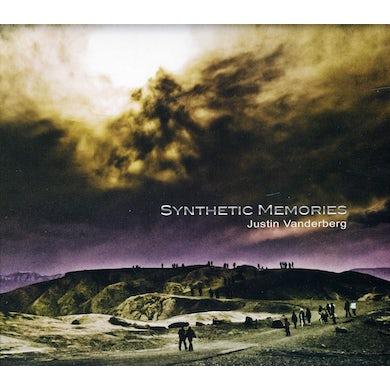 Justin Vanderberg SYNTHETIC MEMORIES CD