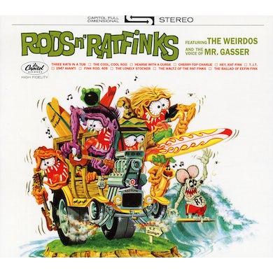 RODS & RATFINKS CD