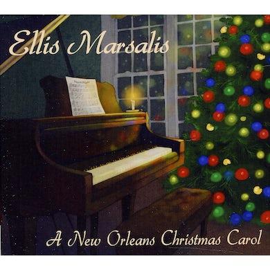 Ellis Marsalis NEW ORLEANS CHRISTMAS CAROL CD