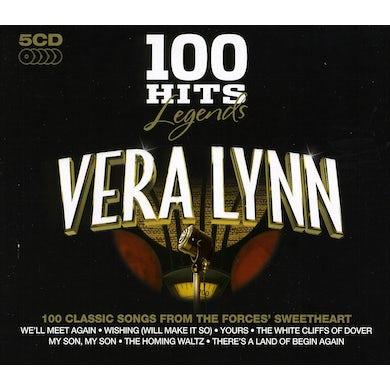 Vera Lynn 100 HITS CD