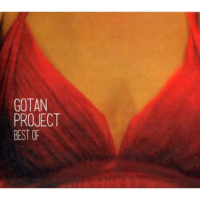 Gotan Project BEST OF CD