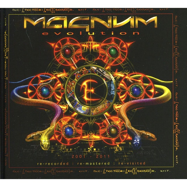 Magnum EVOLUTION: BEST OF CD