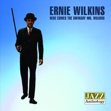 Ernie Wilkins HERE COMES THE SWINGIN' MR. WILKINS / BIG NEW BAND CD