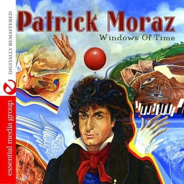 Patrick Moraz WINDOWS OF TIME CD