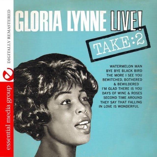 Gloria Lynne LIVE! TAKE:2 CD