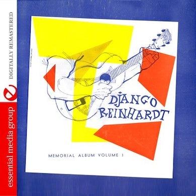 Django Reinhardt MEMORIAL ALBUM VOLUME 1 CD