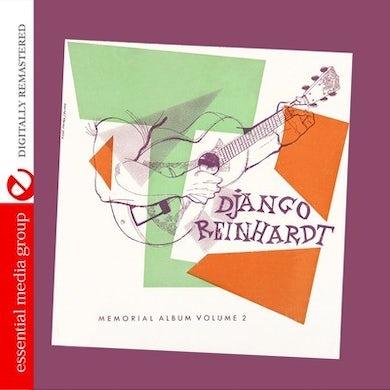 Django Reinhardt MEMORIAL ALBUM VOLUME 2 CD