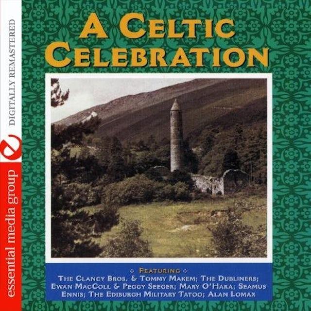 Highland Pipes and Drums CELTIC CELEBRATION CD