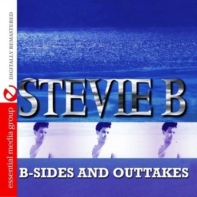 Stevie B. B-SIDES AND OUTTAKES CD