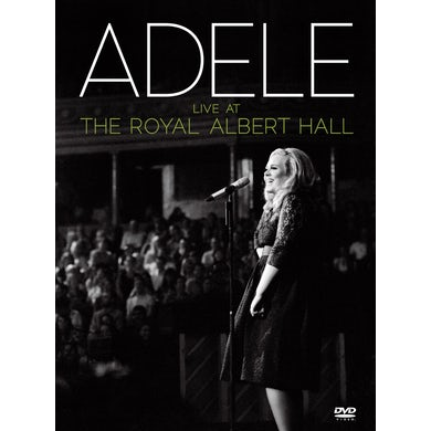 Adele LIVE AT THE ROYAL ALBERT HALL CD