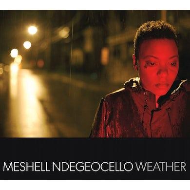Meshell Ndegeocello WEATHER CD