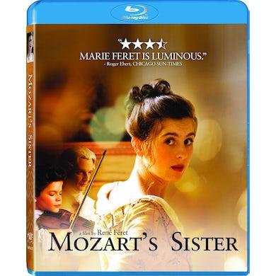 MOZART'S SISTER Blu-ray