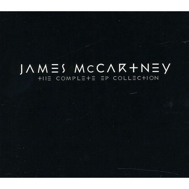 James McCartney COMPLETE EP COLLECTION CD