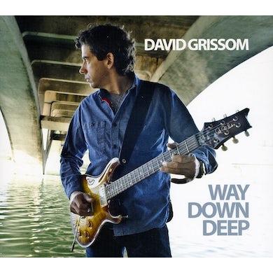 WAY DOWN DEEP CD
