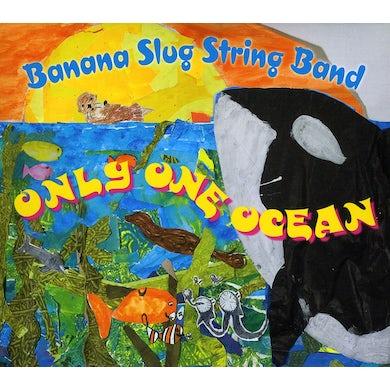 Banana Slug String Band ONLY ONE OCEAN CD