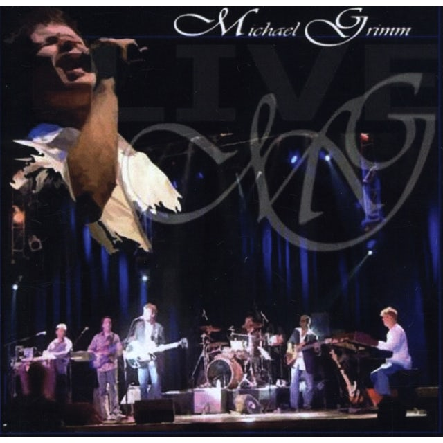 Michael Grimm LIVE CD