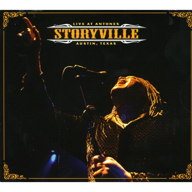 Storyville LIVE AT ANTONES CD