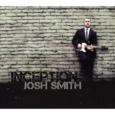 Josh Smith INCEPTION CD