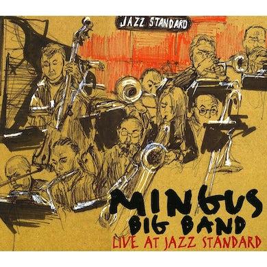 Mingus Big Band LIVE AT JAZZ STANDARD CD