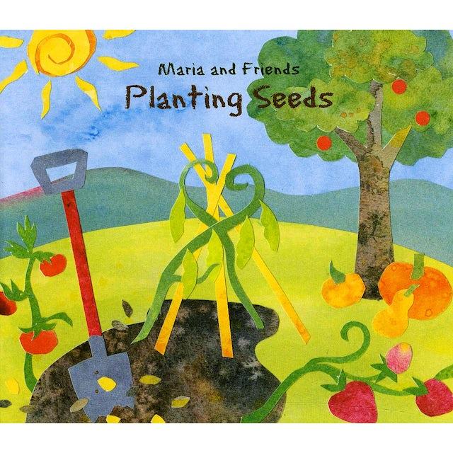 Maria Sangiolo MARIA & FRIENDS: PLANTING SEEDS CD