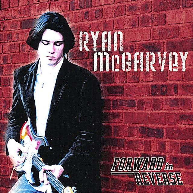 Ryan McGarvey FORWARD IN REVERSE CD