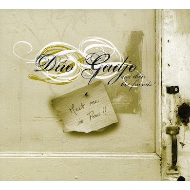 Duo Gadjo MEET ME IN PARIS CD