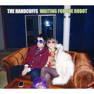 The Handcuffs WAITING FOR THE ROBOT CD