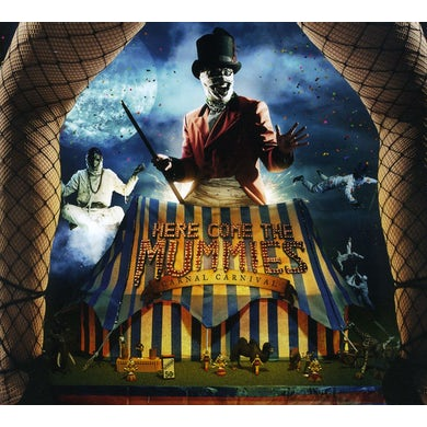 Here Come the Mummies CARNAL CARNIVAL CD